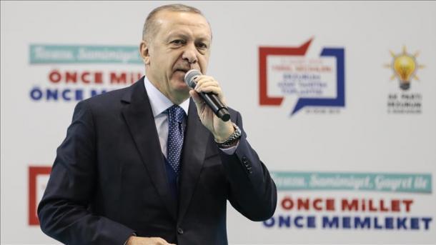 Erdogan: Ne do ta formojmë vet zonën e sigurisë nëse nuk plotësohen premtimet   TRT  Shqip
