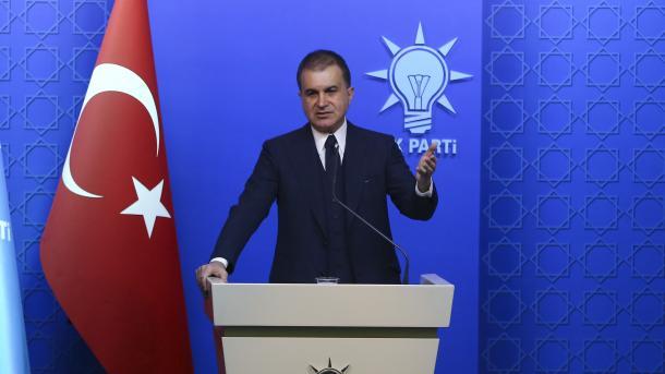 Turqi - Zëdhënësi i AK Partisë reagoi ashpër ndaj deklaratave të zyrtarëve amerikanë | TRT  Shqip