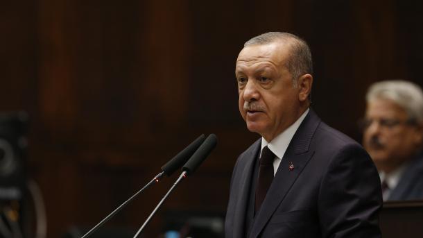 Erdogan: Turqia po përjeton periudhën më të suksesshme në histori në luftën kundër terrorit | TRT  Shqip