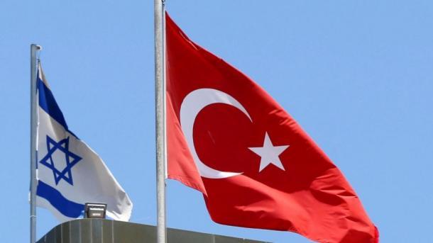 Turquia e Israel ampliam comércio bilateral
