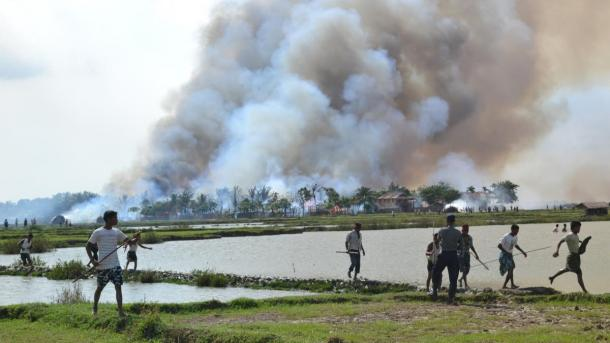 "Amnesty International: ""Le Myanmar militarise terriblement les villages des musulmans d'Arakan"""
