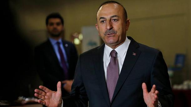 Çavusoglu: Turqia do të spastrojë terroristët përtej kufirit, s'ka alternativë tjetër | TRT  Shqip