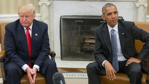 Onyo la Obama kwa Trump