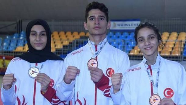 土耳其选手在欧洲之星跆拳道锦标赛赢得3枚奖牌 | 三昻体育投注