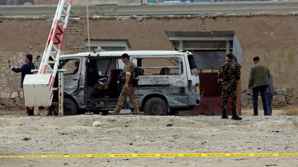 'Yan ta'addar Taliban sun kashe 'yan sanda 30 a Afganistan