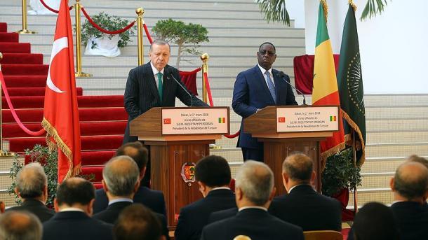 Turqia dhe Senegali do ta vazhdojnë bashkëpunimin kundër FETO-s   TRT  Shqip