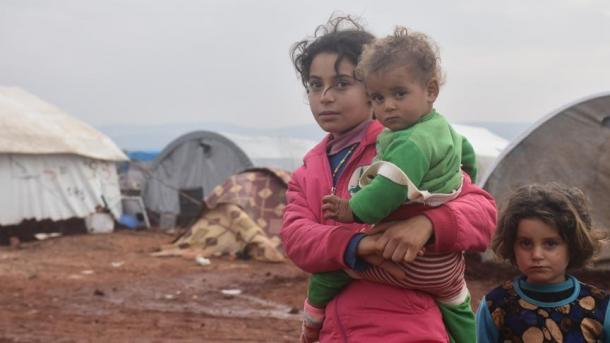 OKB: Mbi 270.000 të zhvendosur që prej dhjetorit për shkak të luftës në Siri   TRT  Shqip