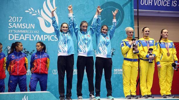 【2017サムスン・デフリンピック】 トルコ、空手でメダル12個獲得 | TRT  日本語
