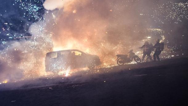 Accidentes con fuegos artificiales en Cuba deja 22 heridos