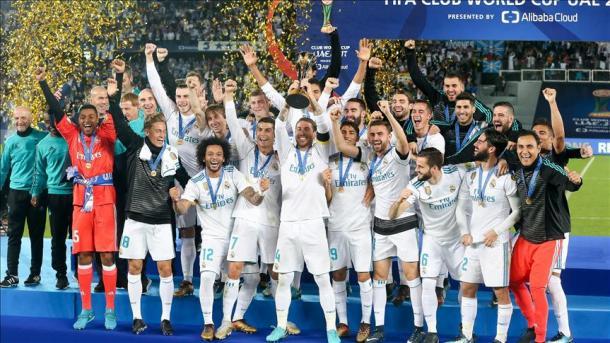 César Ramos pitará la final del Mundial de Clubes