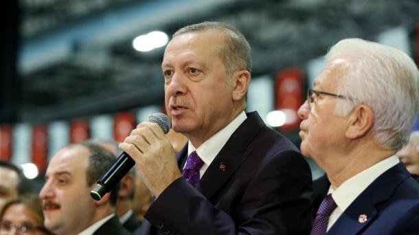 رئيس الجمهورية اردوغان: تركيا ملاذ امن للمستثمرين الأجانب   TRT  Arabic
