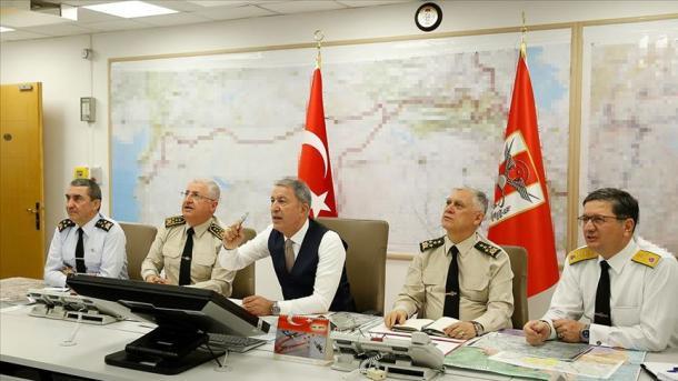 Forcat e Armatosura Turke neutralizuan 28 terroristë të PKK/YPG-së   TRT  Shqip