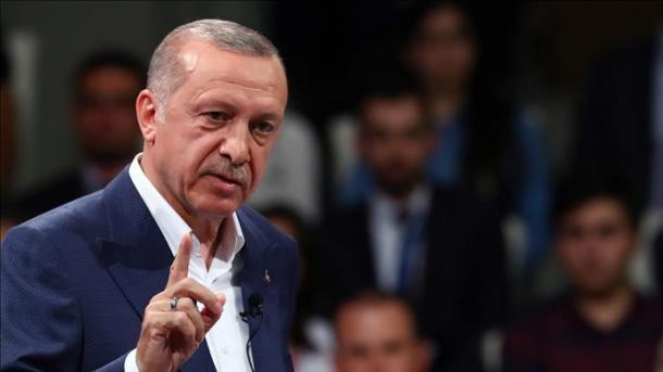 Presidenti Erdogan dha mesazhe për centralin e tretë bërthamor | TRT  Shqip