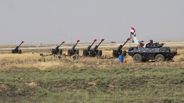 Tension i lartë në Irak, palët shumë pranë luftës | TRT  Shqip