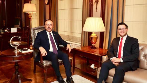 Mustafa Erkan geht in die türkische Politik