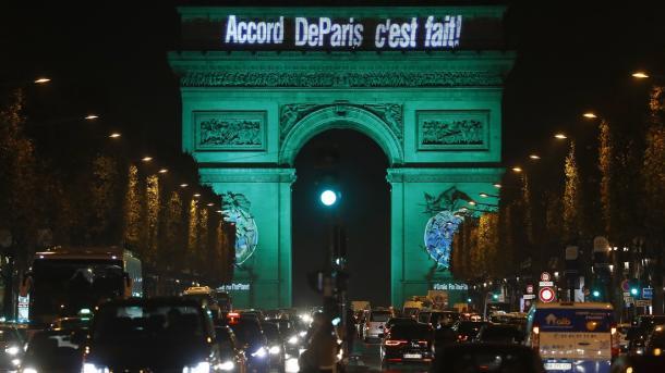 Trump anunció que retirará a EEUU del acuerdo de París — Cambio Climático