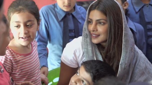 "Résultat de recherche d'images pour ""Priyanka Chopra ambassadrice unicef"""