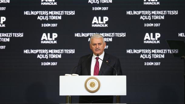 Йылдырым Турция имеет право предпринимать любые шаги в вопросе национальной безопасности