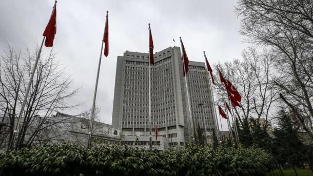 Ankara condamne fermement la déclaration de Pompeo au sujet de la Turquie