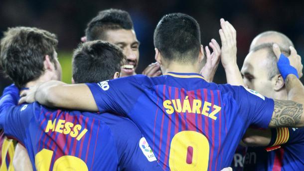 FC Barcelona zieht mühelos ins Pokal Viertelfinale ein