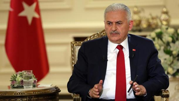 Yildirim: ShBA-ja duhet të mbajë qëndrim të qartë ndaj terrorit | TRT  Shqip