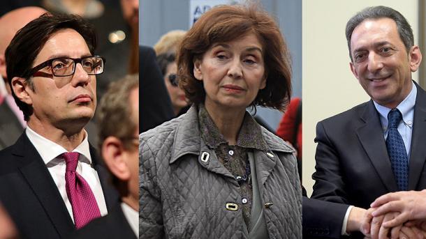 Afrohen presidencialet në Maqedoninë e Veriut, kandidatët drejt fundit të fushatave elektorale   TRT  Shqip