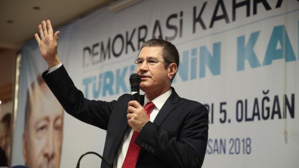 Canikli: Përse shqetësohen aleatët tanë për zgjedhjet e parakohshme në Turqi?! | TRT  Shqip
