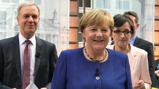 Shënim - Merkel në garë për mandatin e katërt | TRT  Shqip