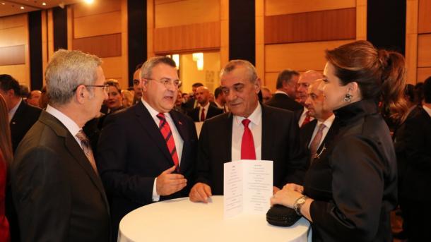 95-vjetori i Republikës së Turqisë u festua edhe në Shqipëri | TRT  Shqip