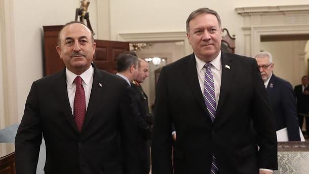 SHBA-ja rikonfirmon angazhimin për eliminimin e shqetësimeve të Turqisë në kufi me Sirinë   TRT  Shqip
