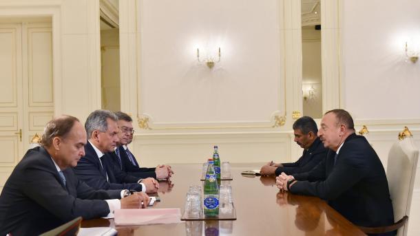 Сергей Шойгу посетит срабочим визитом Азербайджан