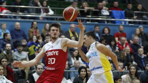 土耳其男篮二战二胜 | 三昻体育投注