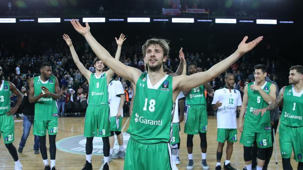 10апреля вКраснодаре пройдет финал Кубка Европы побаскетболу