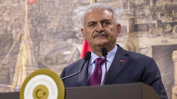 Yildirim: Vendimi i Amerikës për Jerusalemin godet rëndë procesin e paqes | TRT  Shqip
