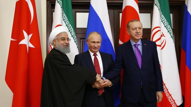 Anuncia que se quedaránTurquía conquistó la ciudad siria de Afrin