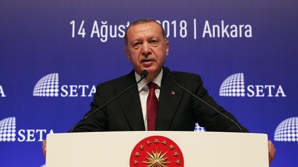 Erdogan: Do të bojkotojmë produktet elektronike amerikane | TRT  Shqip