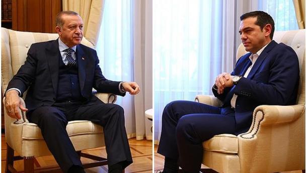 Erdogan në Greqi: Turqia s'ka synime mbi integritetin territorial të asnjë vendi fqinj | TRT  Shqip