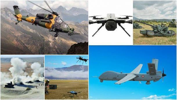 Koment – Historia e avionëve vendorë dhe kombëtarë në sektorin e mbrojtjes: Hurkus e të tjerët | TRT  Shqip