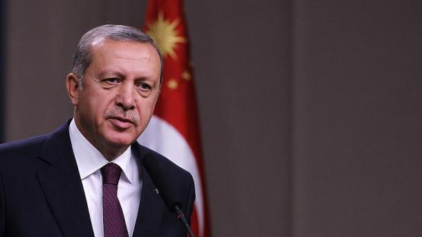 اردوغان : انا العن هذه الابادة والصامتين ازاء ذلك   TRT  Arabic