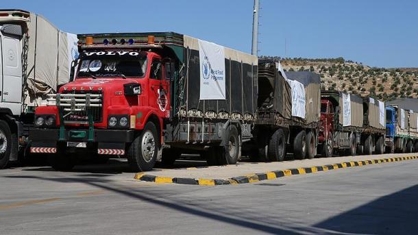 UN-ov humanitarni konvoj iz Turske krenuo ka sirijskom Idlibu