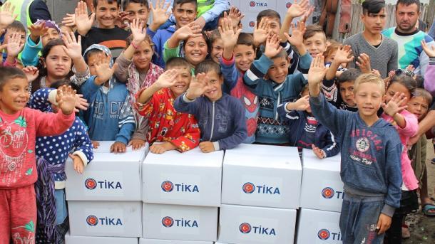 Institucionet urëlidhëse të Turqisë – Aktivitetet e TIKA-s (Pjesa 1.) | TRT  Shqip