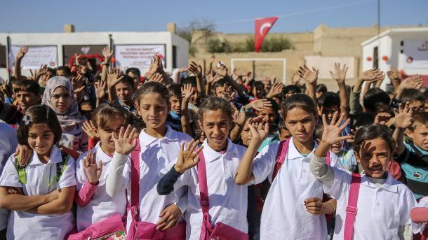 Uz podršku Turske u sirijskom Jarabulusu ponovo zvone školska zvona