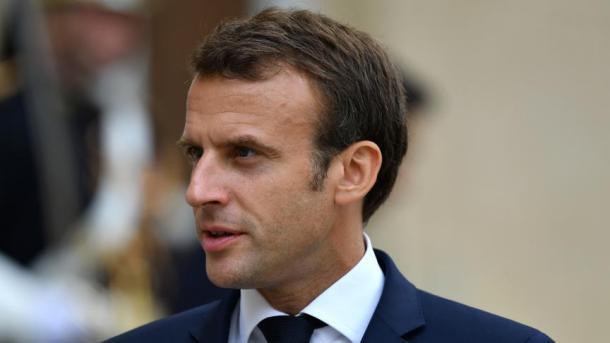 Emmanuel Macron au plus bas dans les sondages