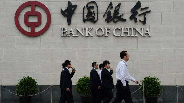 Bank of China, ın Turcia