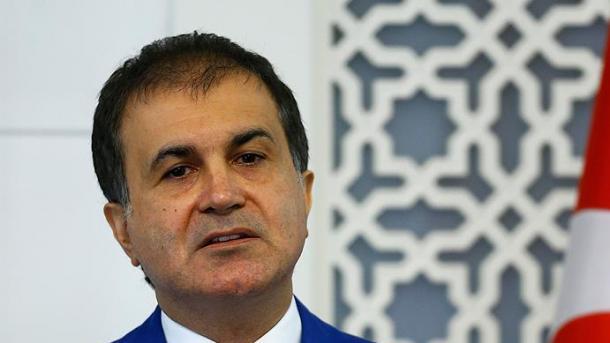 Çelik: Turqia me përpjekjen e saj antiterroriste mbron edhe sigurinë e Evropës | TRT  Shqip