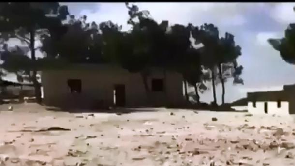 Militär: Gebiet vollständig unter Kontrolle