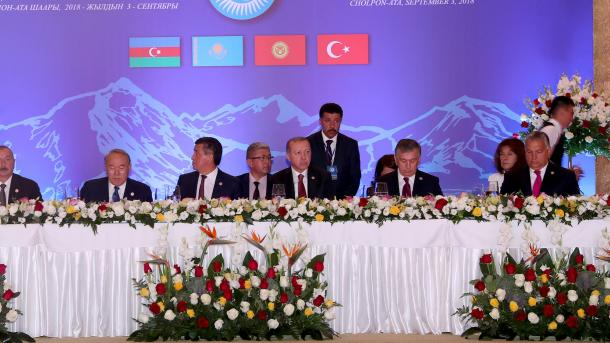 Erdogan: Solidariteti i shteteve turke do të kontribuojë edhe në drejtësinë e sistemit ndërkombëtar | TRT  Shqip