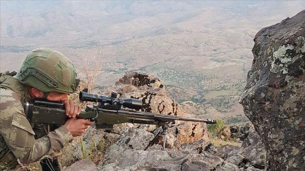 Forcat turke të sigurisë neutralizuan 3 terroristë të PKK-së në Tunceli | TRT  Shqip