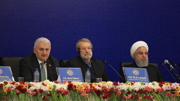 Yildirim: Jemi të vendosur që të vazhdojmë bashkëpunimin rajonal Iran-Rusi-Turqi | TRT  Shqip