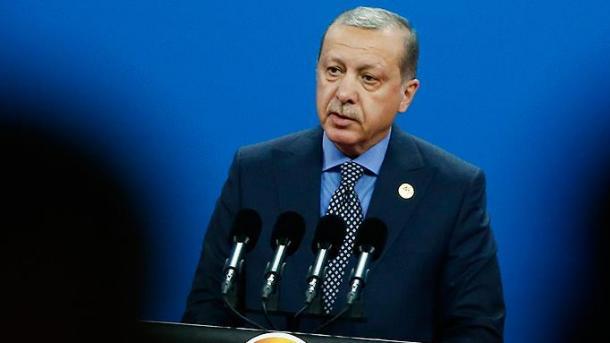 Erdoan: Rruga e Re e Mëndafshit, nismë që do të rrafshojë terrorin | TRT  Shqip